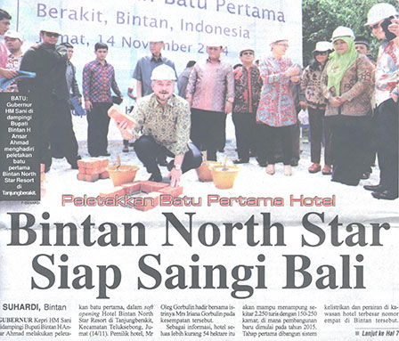 Event GroundBreaking Bintan (3)