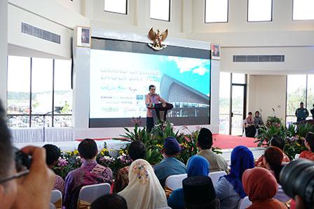 Event Vice President Jusuf Kalla Inaugurates–(3)