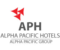 Alpha Pacific hotels logo