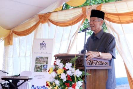 Ground Breaking Ceremony, Bintan Tj. Berakit