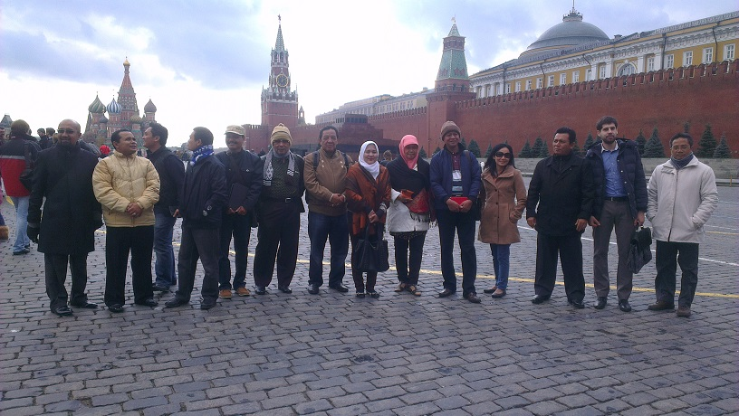 Participation To The Official Visit Of Government Of Riau Island Province To Moscow