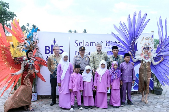 Ground Breaking Ceremony At Berakit, Bintan