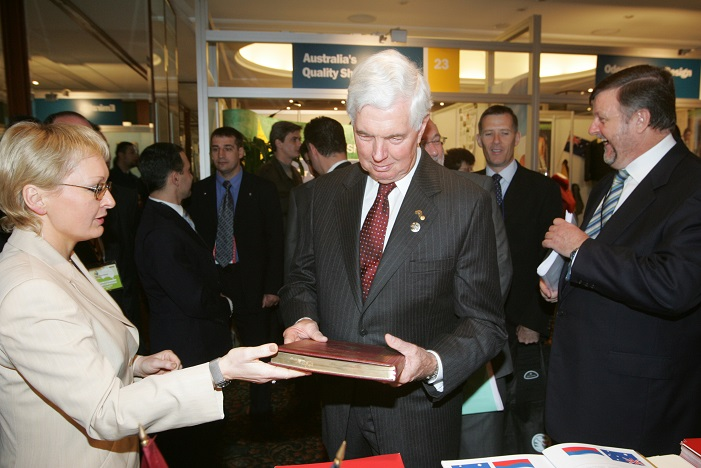 The Honourable Michael Jeffery, Governor-General Of Australia