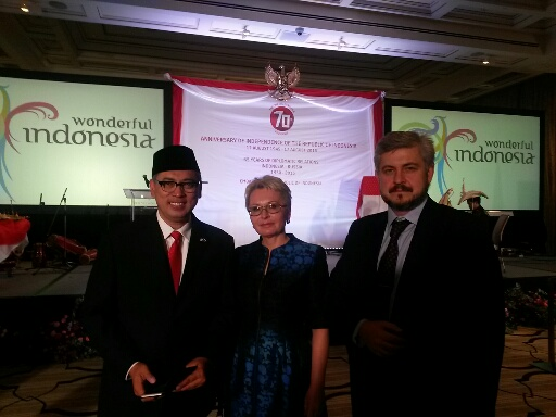 Embassy Of The Republic Of Indonesia, 70 Years Of Independence