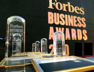 "Forbes ""Best Countries For Business"" List"