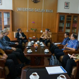 Senior Partners Of Alpha Pacific Group With An Official Visit To Yogyakarta