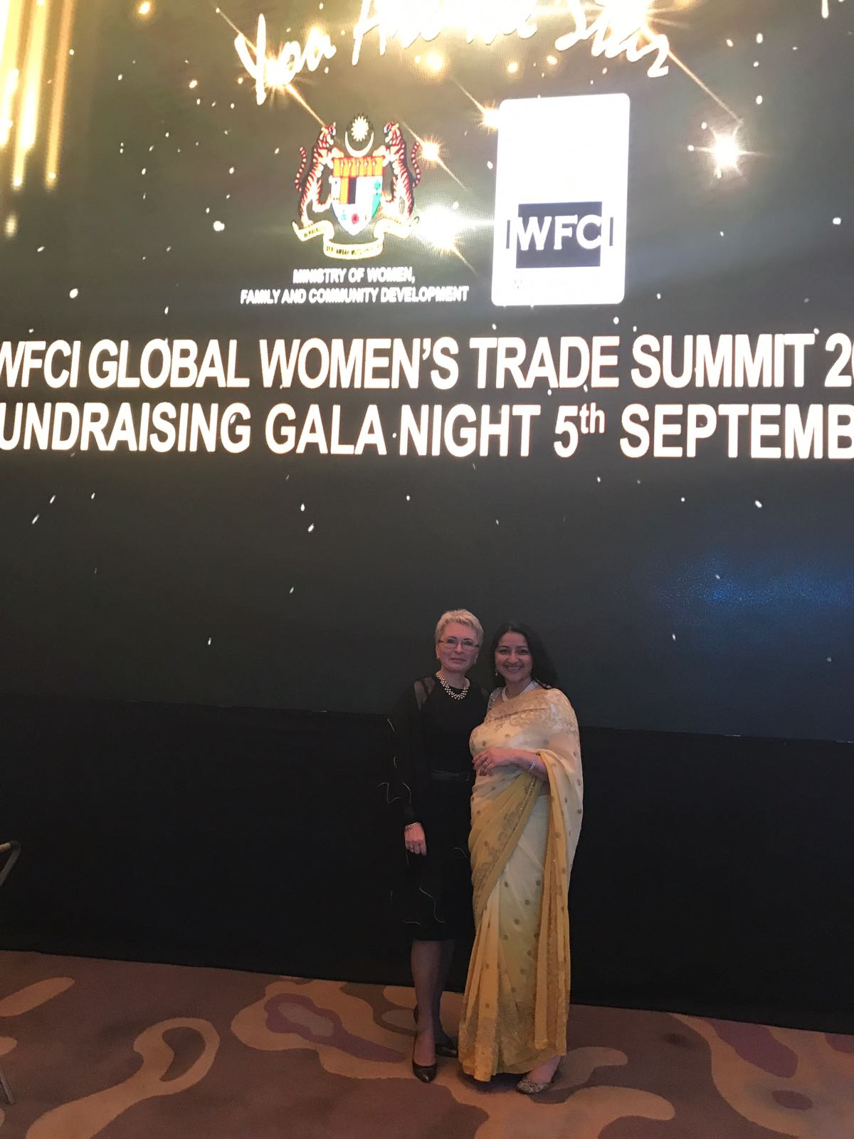 Global Women's Trade Summit, 4 – 5 September 2017